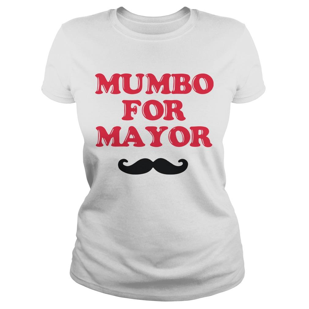 Mumbo For Mayor T Longsleeve