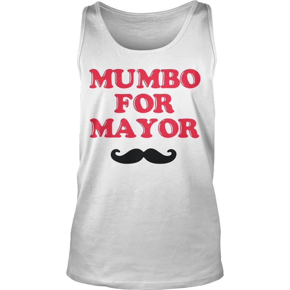 Mumbo For Mayor T Tank Top