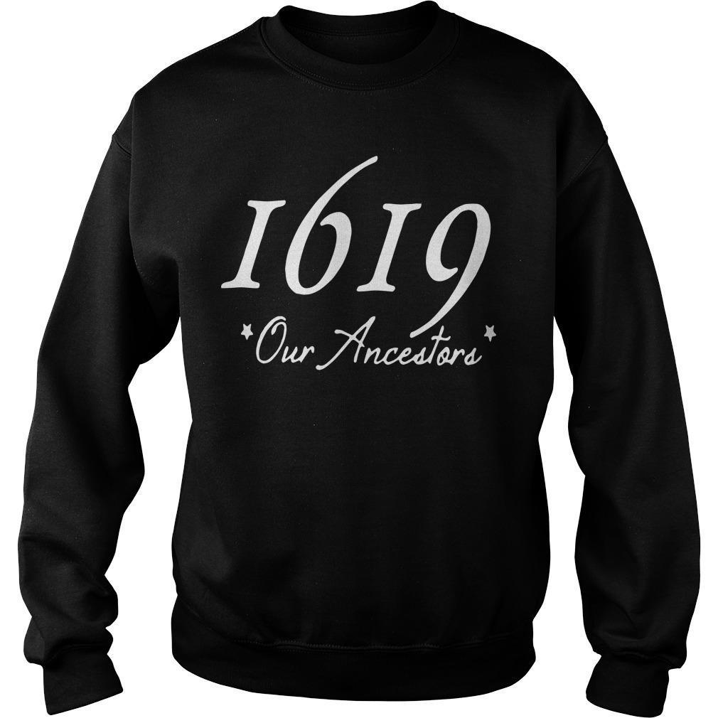Our Ancestors 1619 Sweater