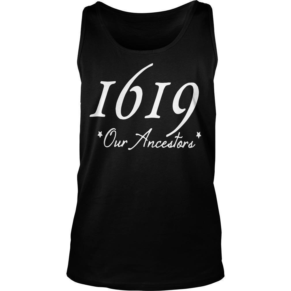 Our Ancestors 1619 Tank Top