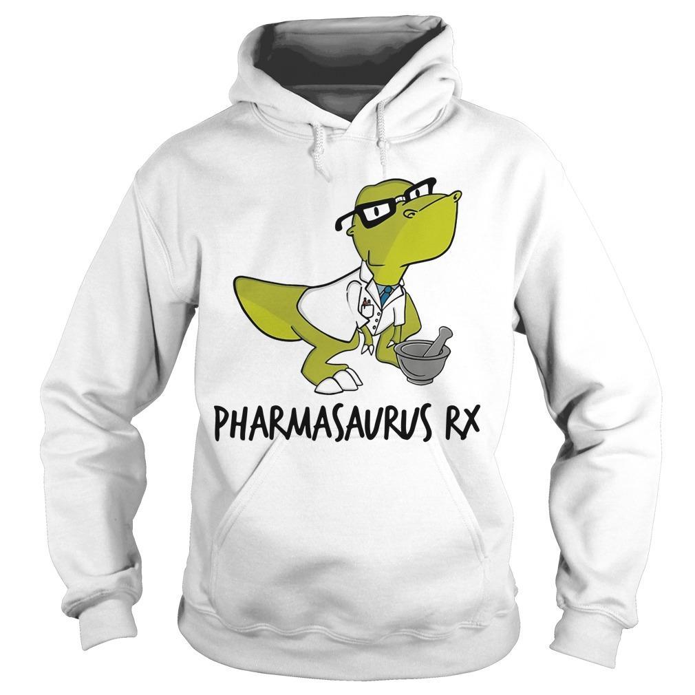 Pharmasaurus Rx Hoodie
