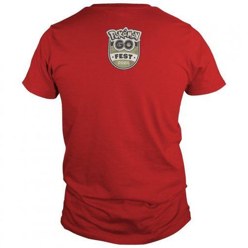 Pokemon Go Fest 2020 Shirt
