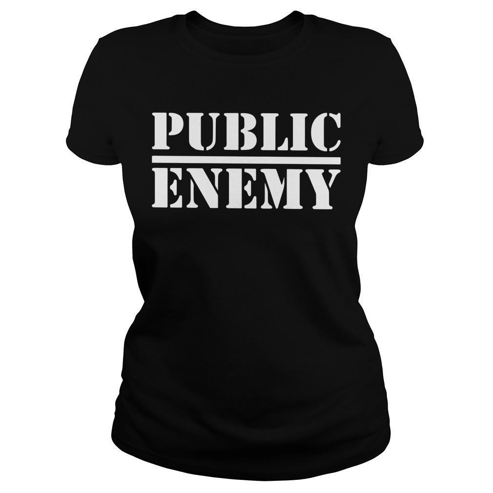 Public Enemy Longsleeve