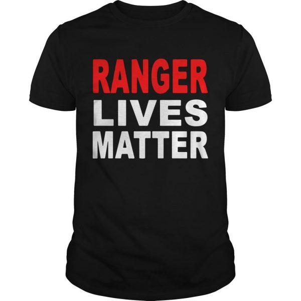 Ranger Lives Matter Shirt