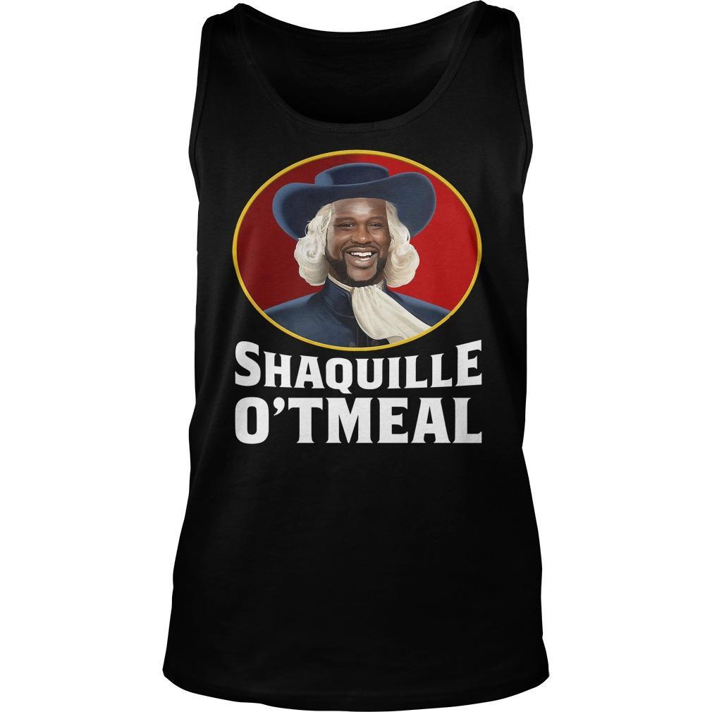 Shaquille O'tmeal Tank Top