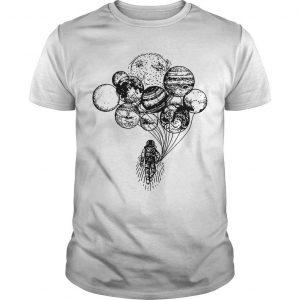 Solar Balloon Astronaut Shirt