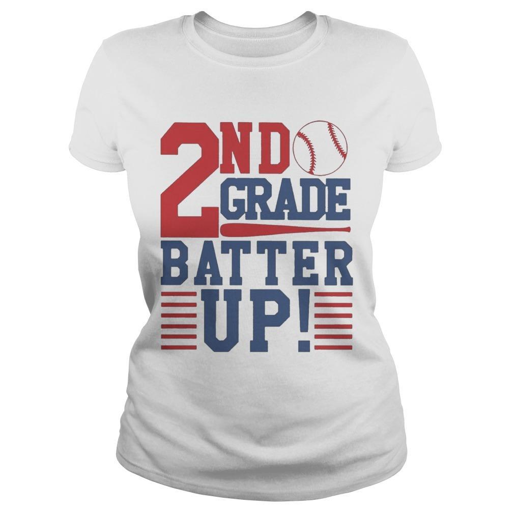 Tennis 2nd Grade Batter Up Longsleeve