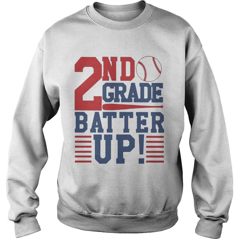 Tennis 2nd Grade Batter Up Sweater