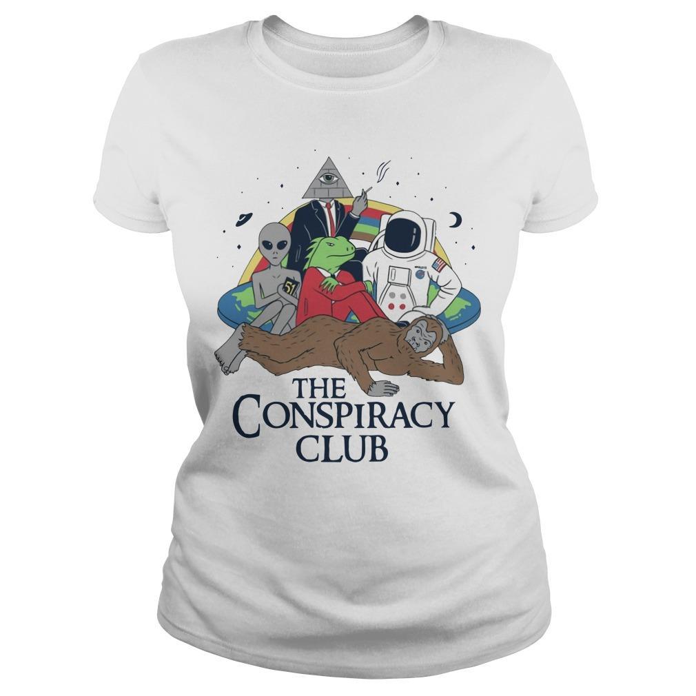 The Conspiracy Club Longsleeve