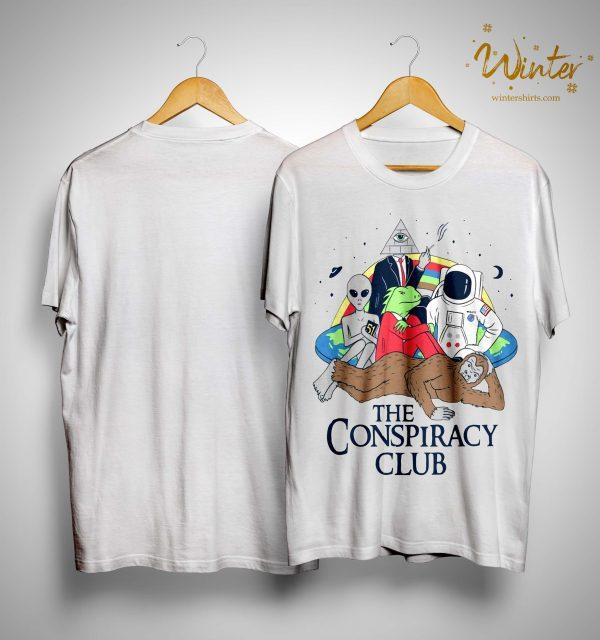 The Conspiracy Club Shirt