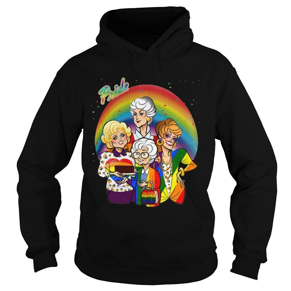 The Golden Girls Pride Month Hoodie