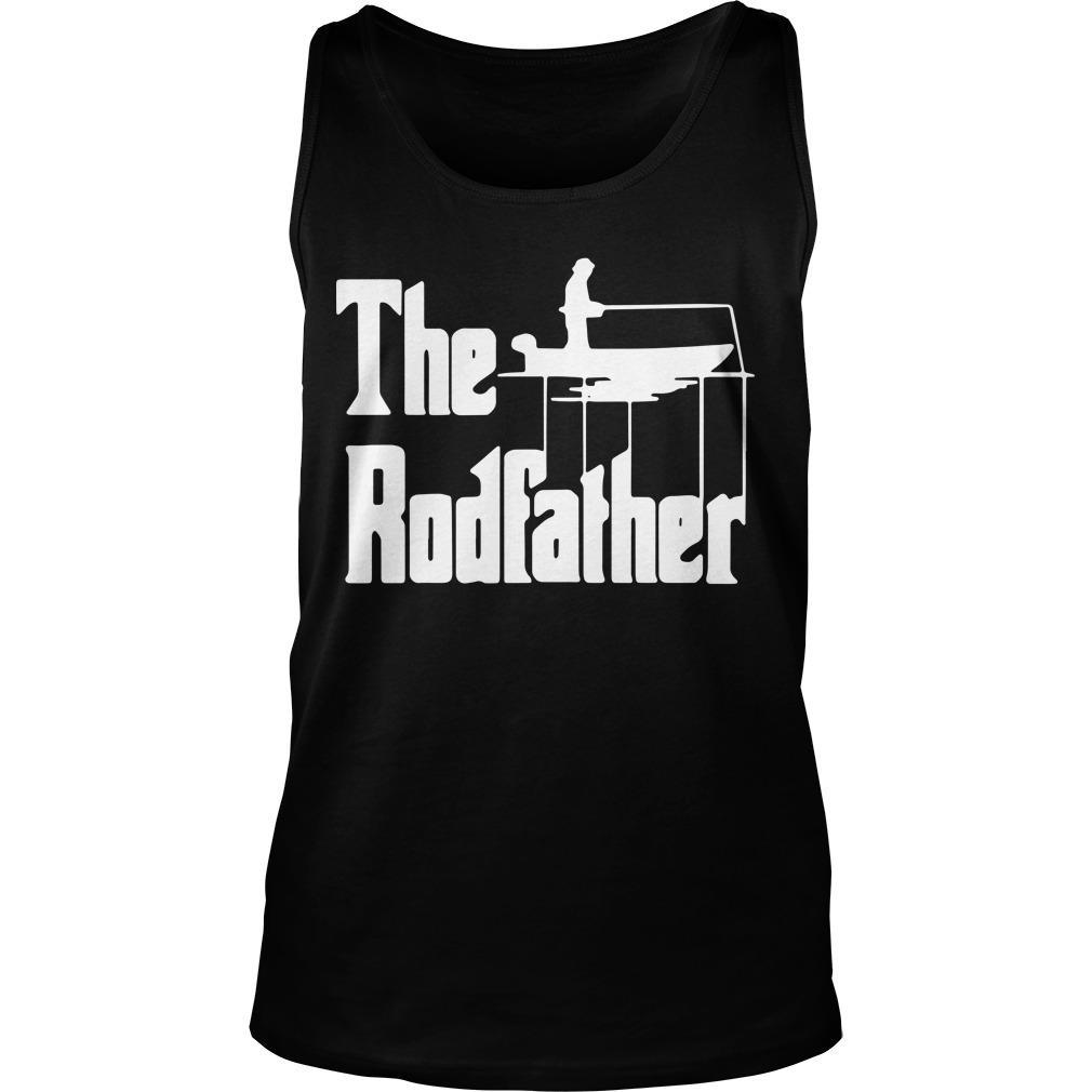 The Rodfather Tank Top