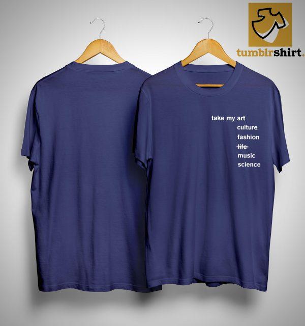 Tone Deaf Idris Elba Shirt