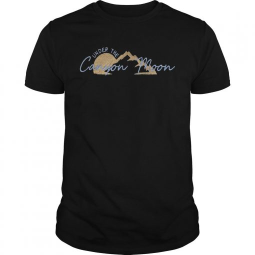 Under The Canyon Moon Shirt