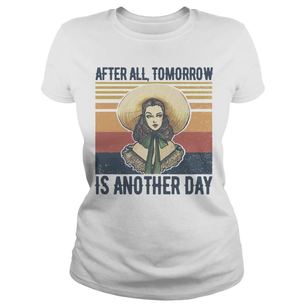 Vintage After All Tomorrow Is Another Day Longsleeve