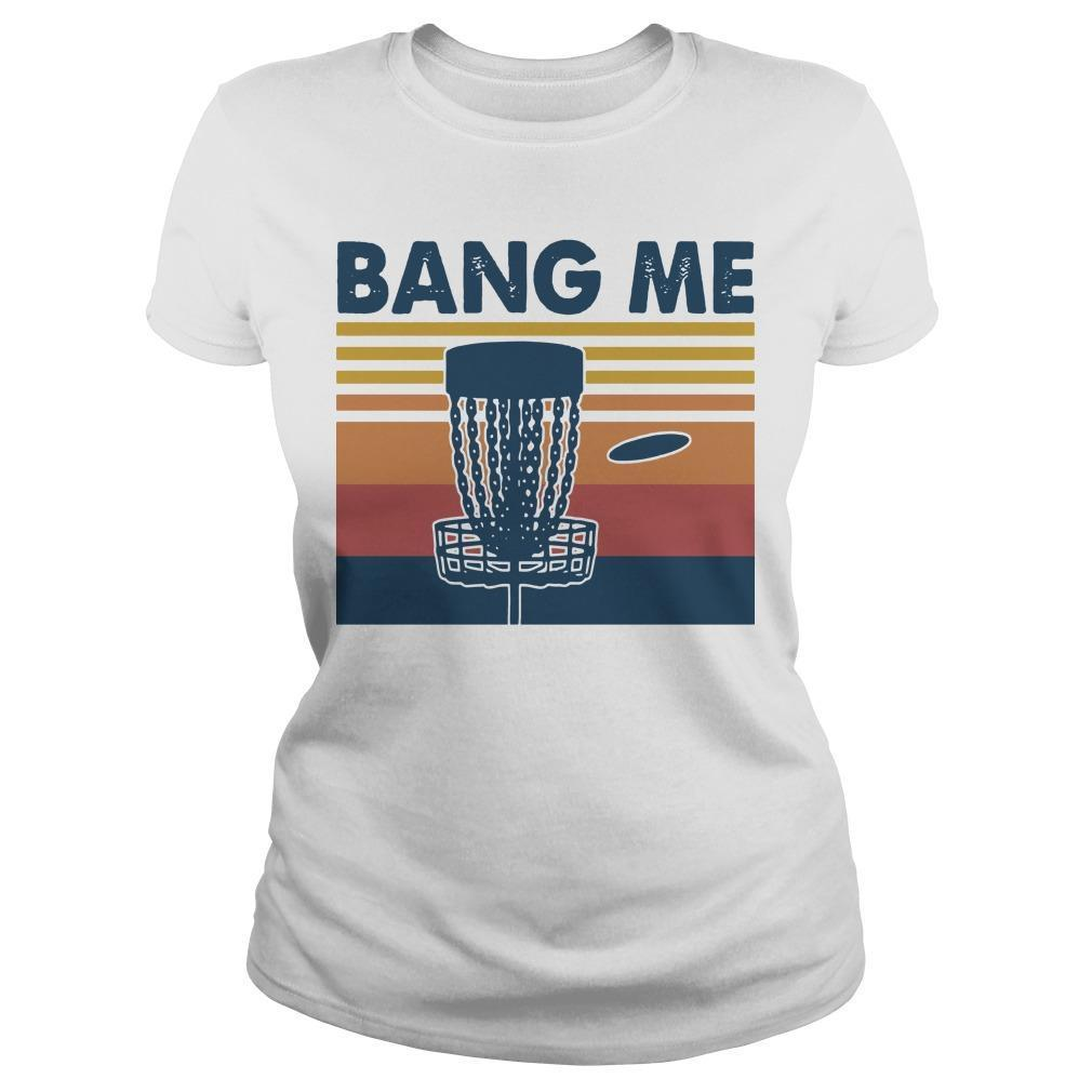 Vintage Golf Bang Me Longsleeve