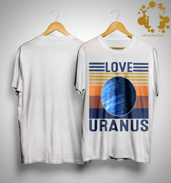 Vintage Love Uranus Shirt