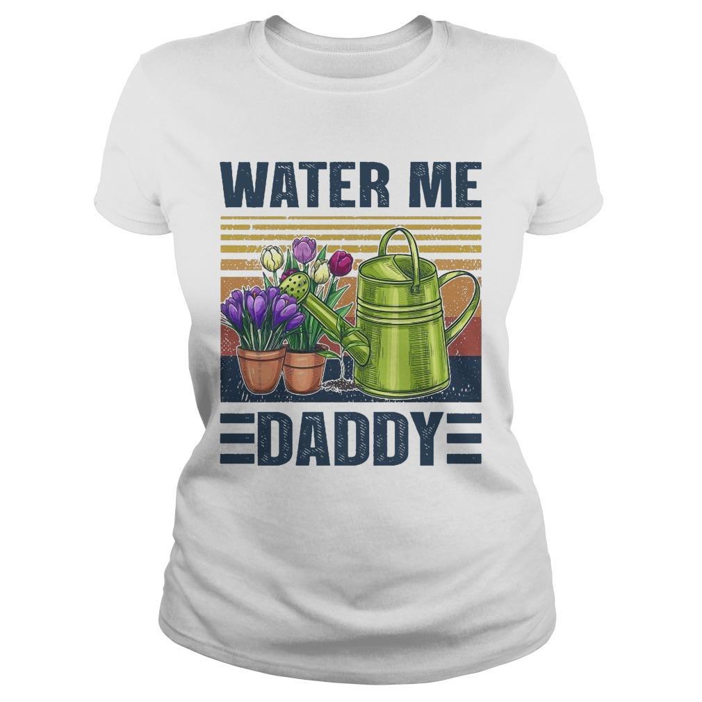 Vintage Water Me Daddy Longsleeve