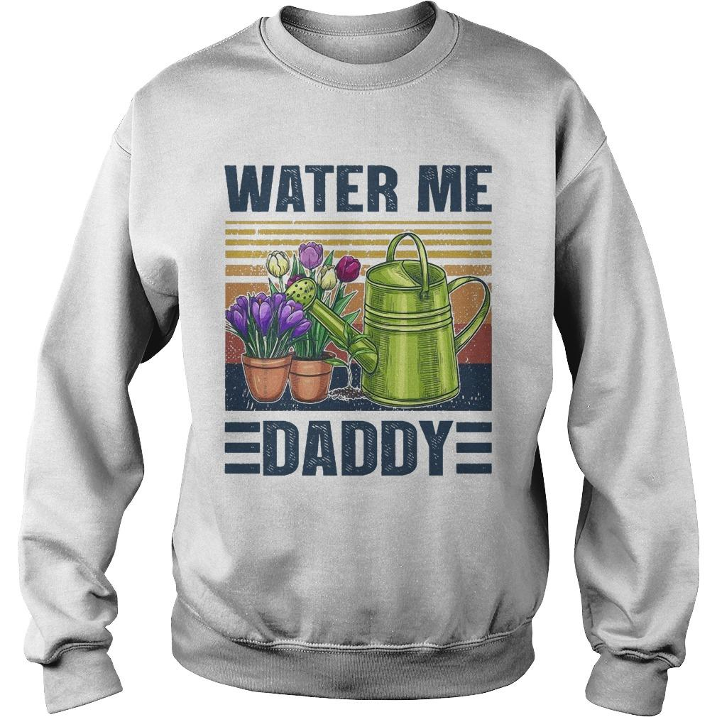 Vintage Water Me Daddy Sweater
