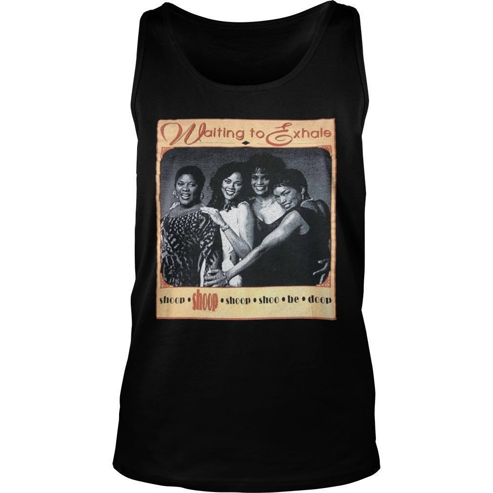 Waiting To Exhale T Tank Top