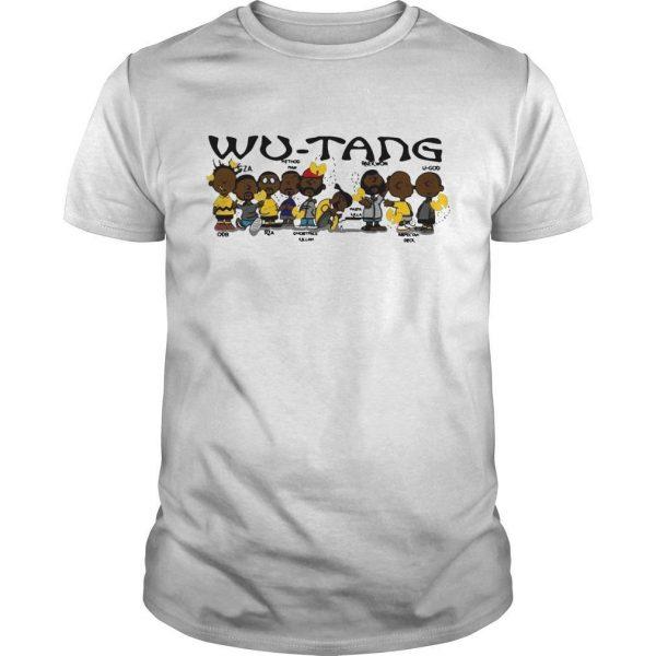 Wu Tang Odb Rza Method Man Ghostface Killah Shirt