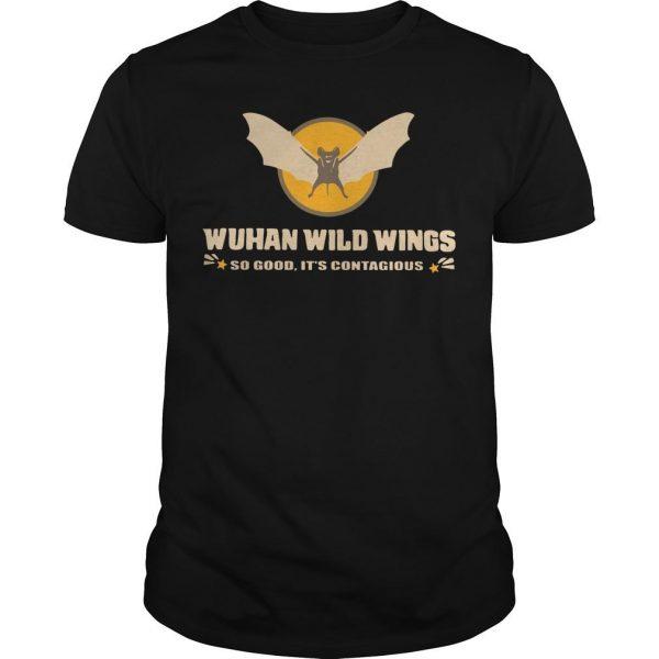 Wuhan Wild Wings T Shirt