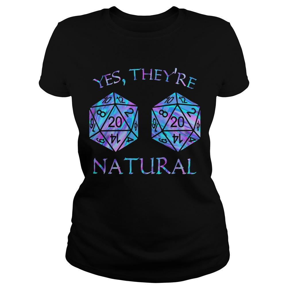 Yes They're Natural Longsleeve