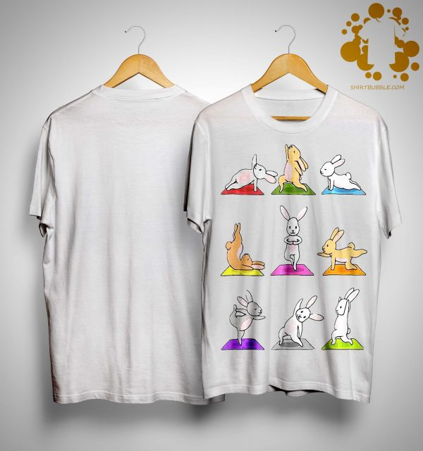 Yoga Bunnies Shirt