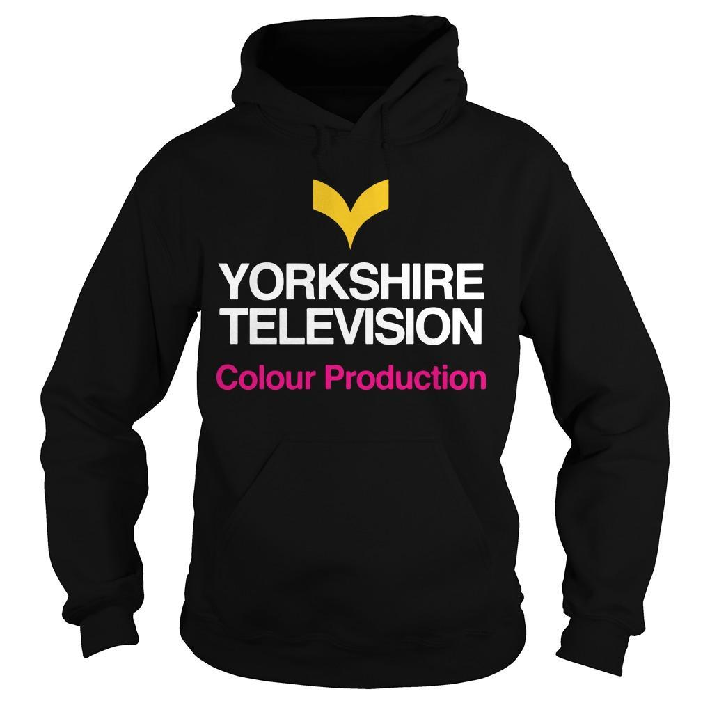 Yorkshire Television T Hoodie