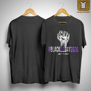 #blackoutday2020 July 7 2020 Shirt