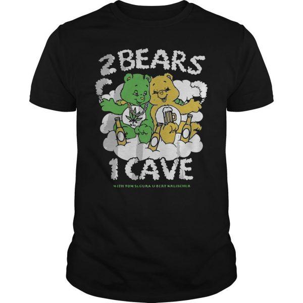 2 Bears 1 Cave With Tom Segura And Bert Kreischer Shirt