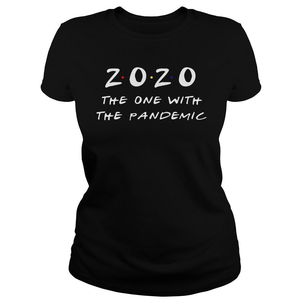 2020 The One With The Pandemic Longsleeve