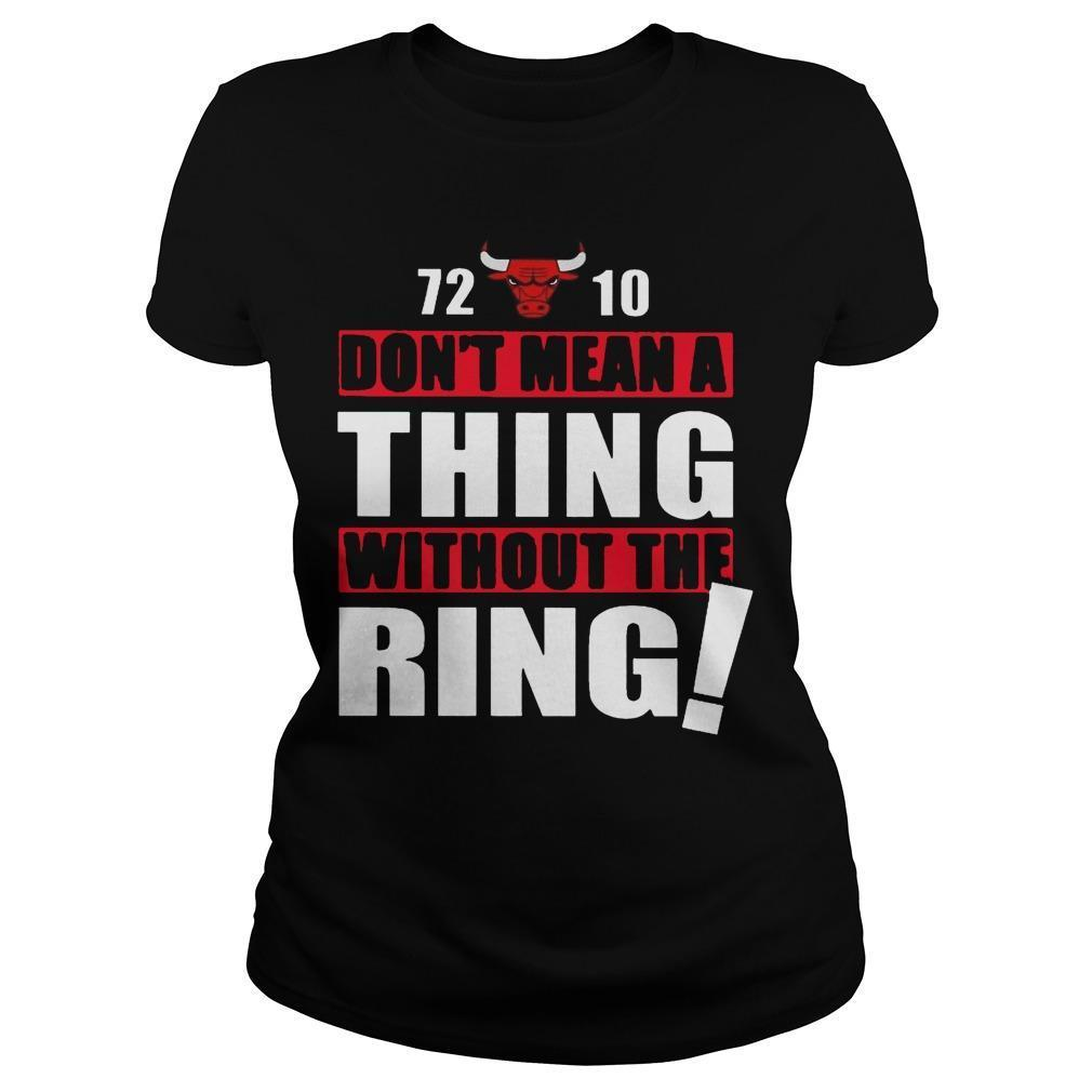 72 10 Don't Mean A Thing Without The Ring Longsleeve