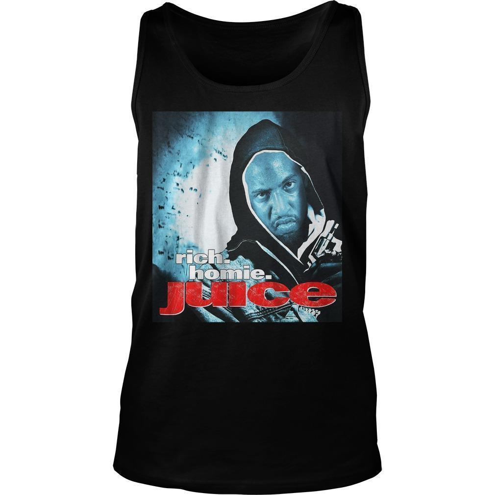 AJ Gray Rich Homie Juice Tank Top