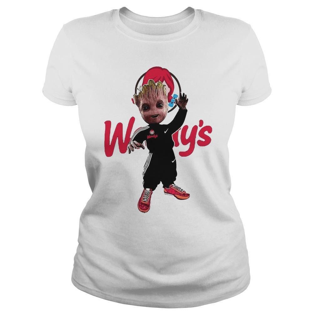 Baby Groot Wendy's Longsleeve