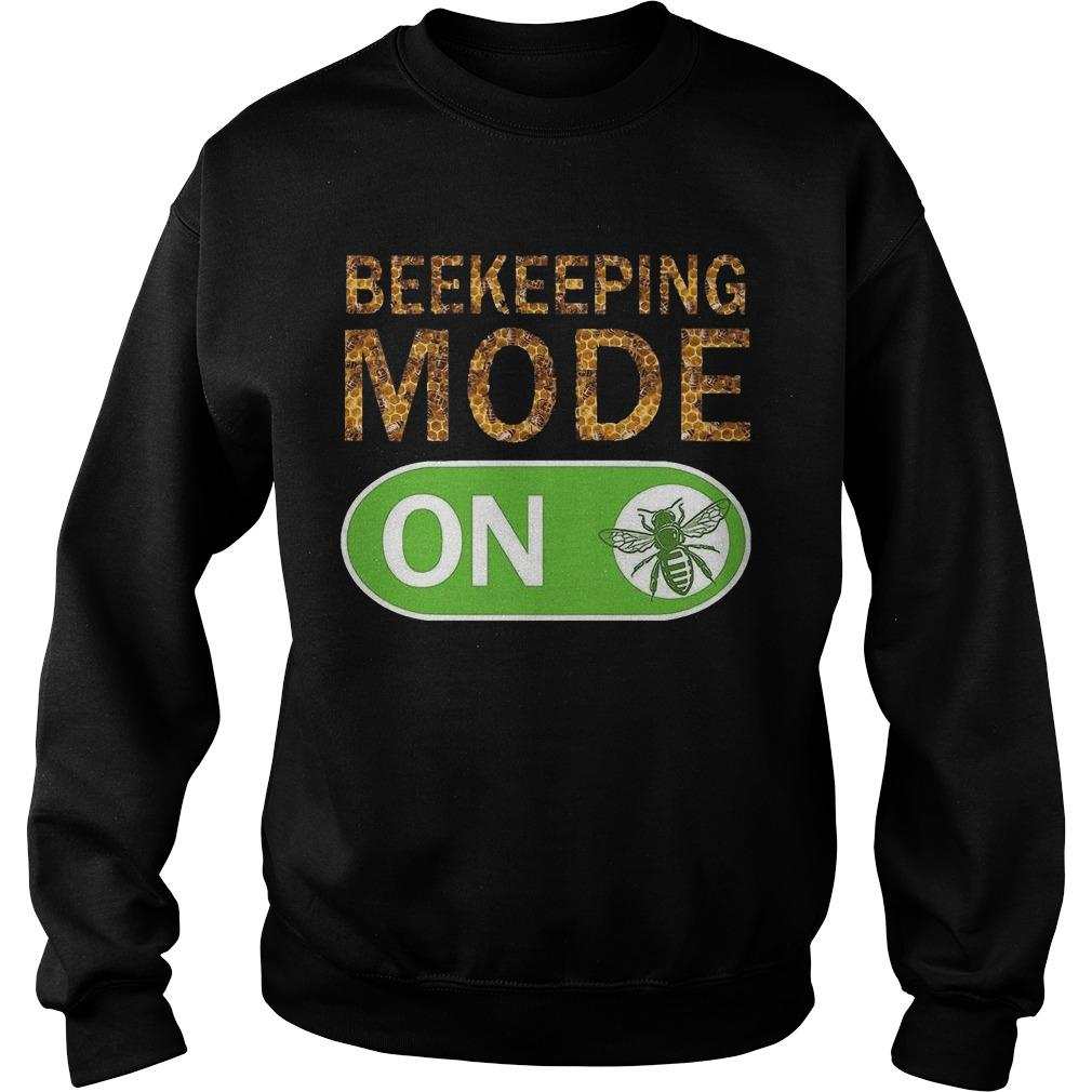 Beekeeping Mode On Sweater