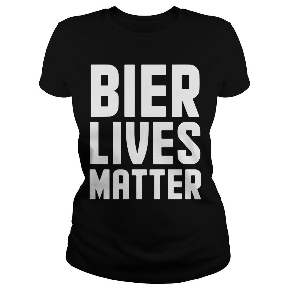 Bier Lives Matter Hoodie