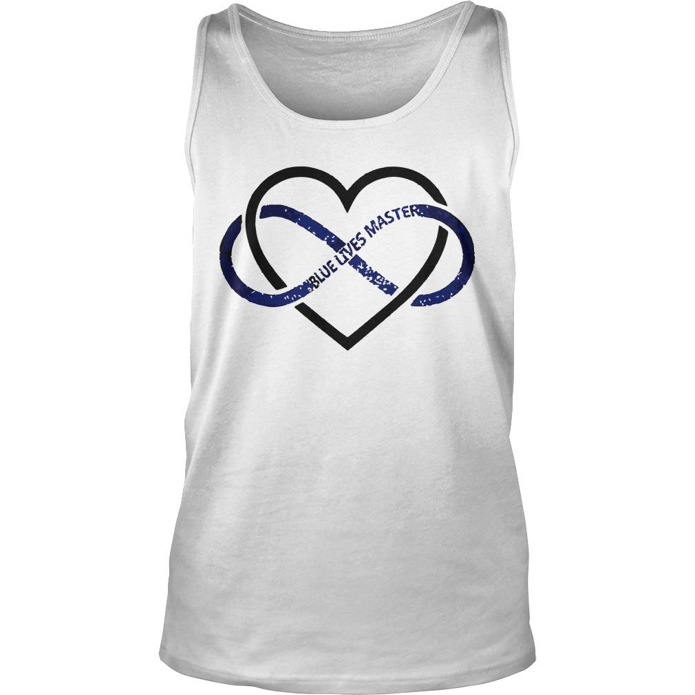 Blue Lives Master Tank Top