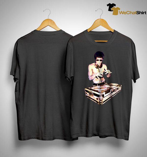 Bruce Lee T Shirt Dj