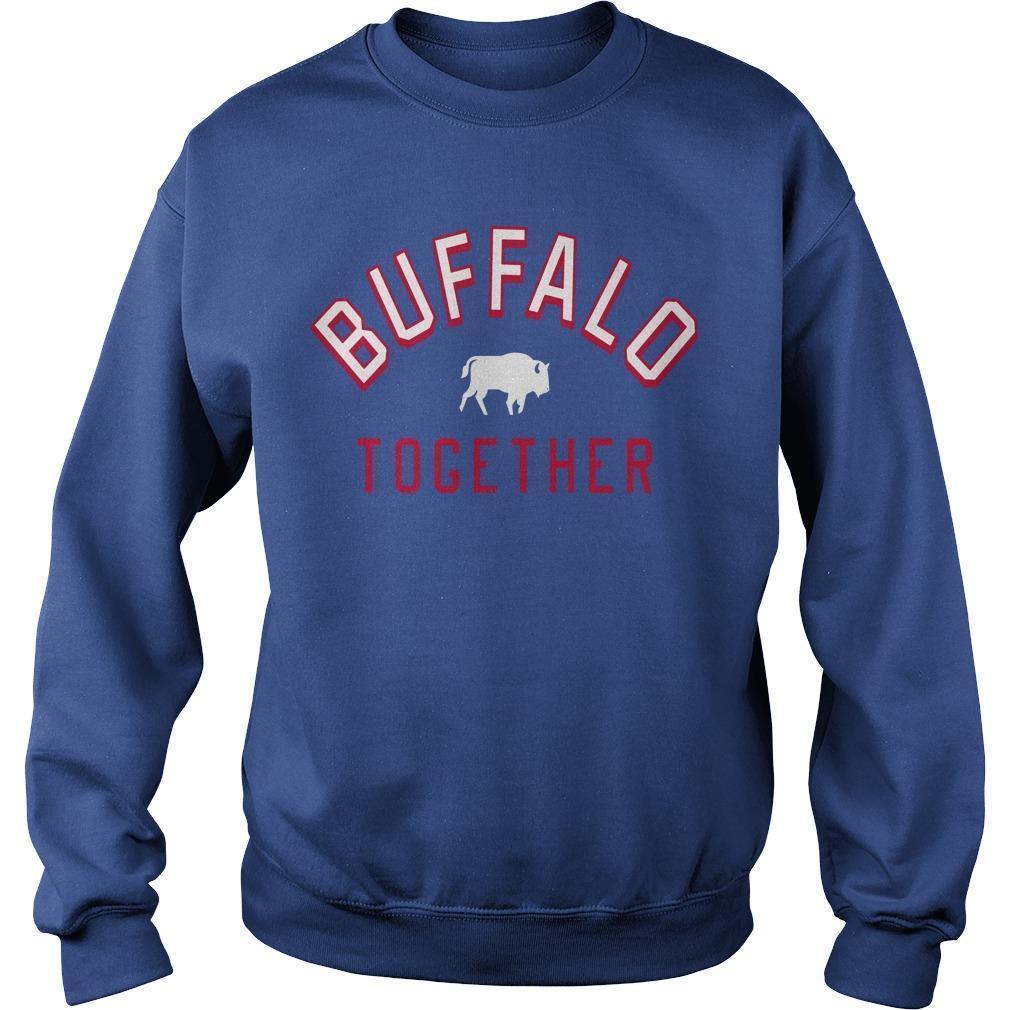Buffalo Bills Buffalo Together Sweater