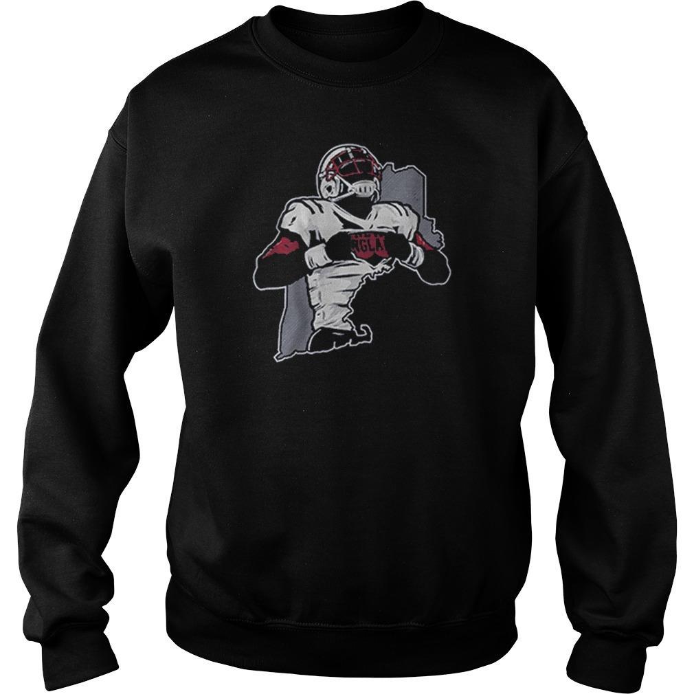 Cam Newton Patriots Sweater