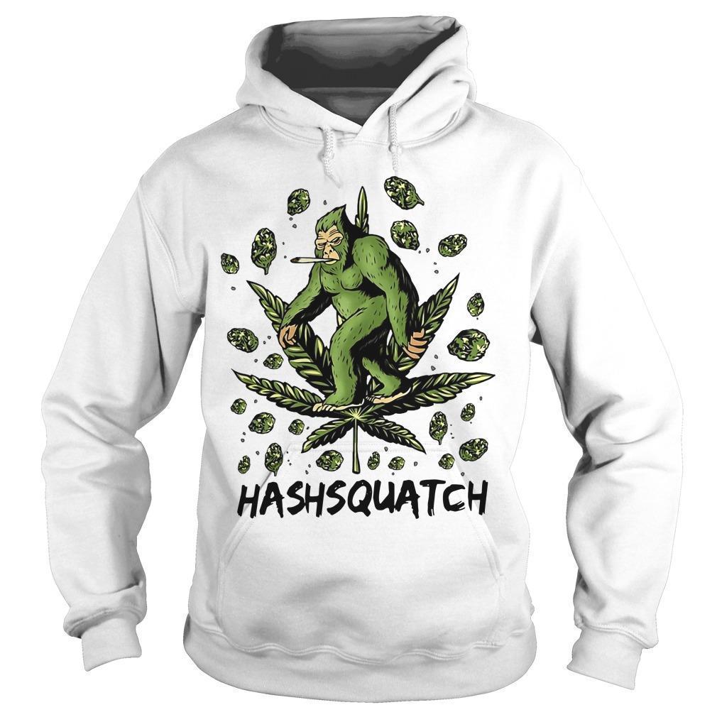 Cannabis Hashsquatch Hoodie