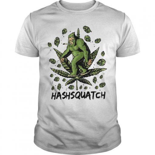 Cannabis Hashsquatch Shirt