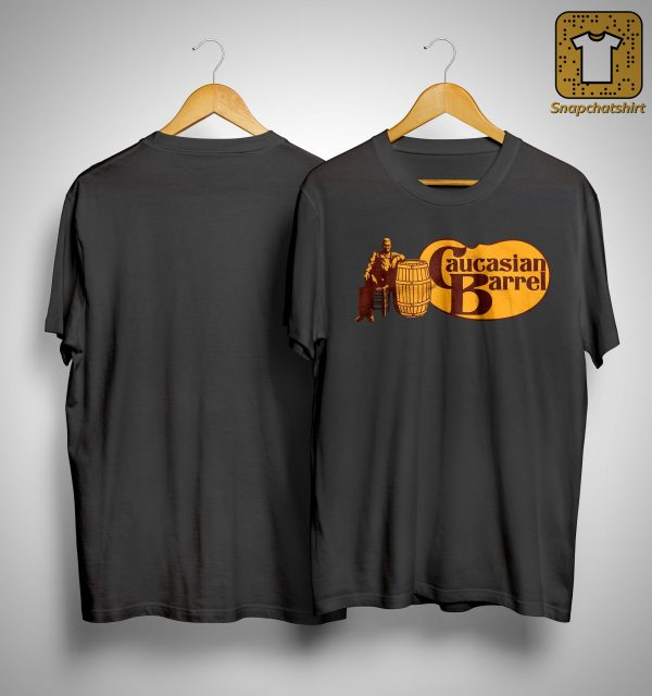 Caucasian Barrel Shirt