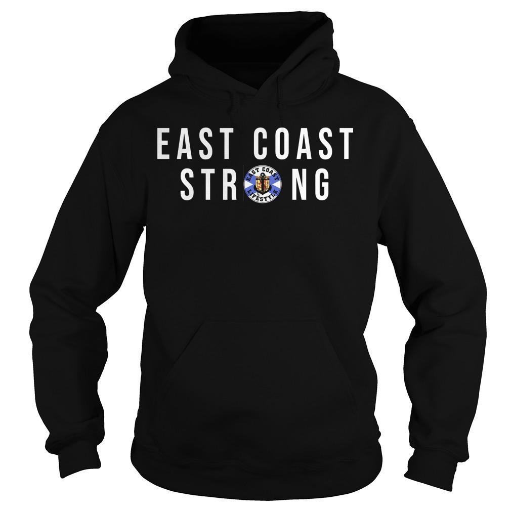 East Coast Lifestyle East Coast Strong Hoodie