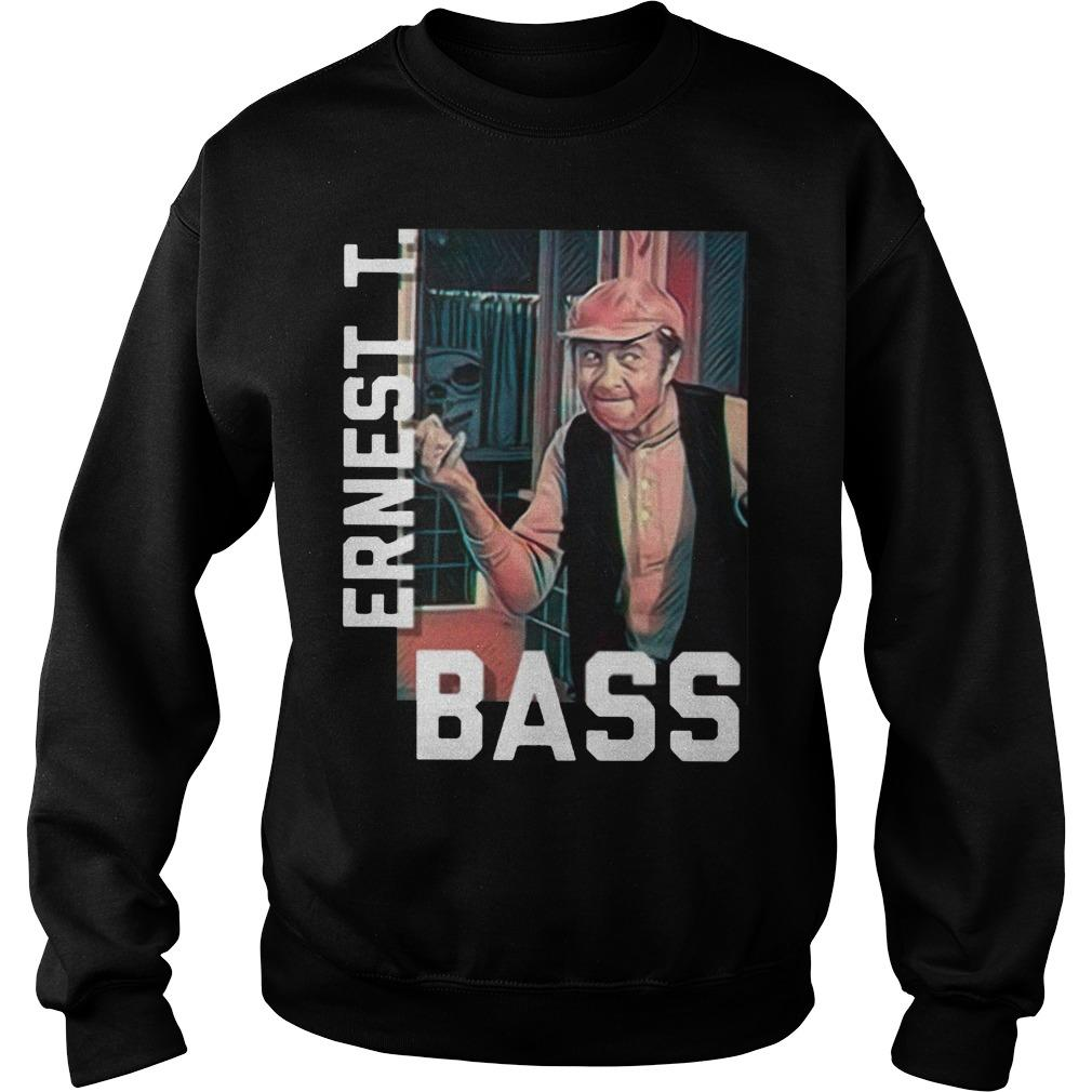 Ernest T Bass Sweater