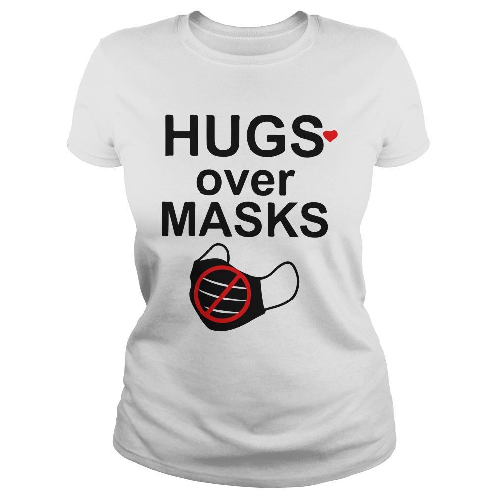 Hugs Over Masks Longsleeve