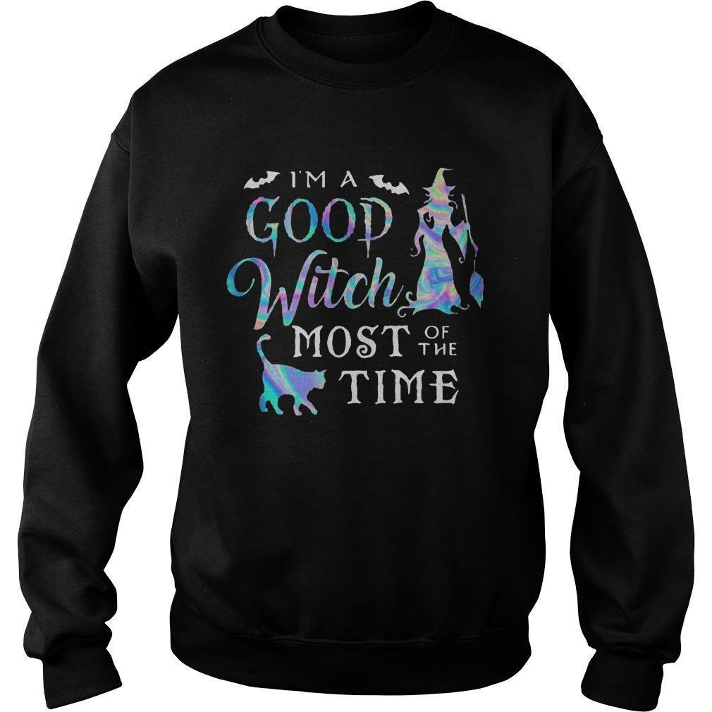 I'm A Good Witch Most Of The Time Sweater