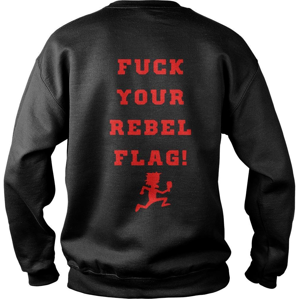 Icp Fuck Your Rebel Flag Sweater