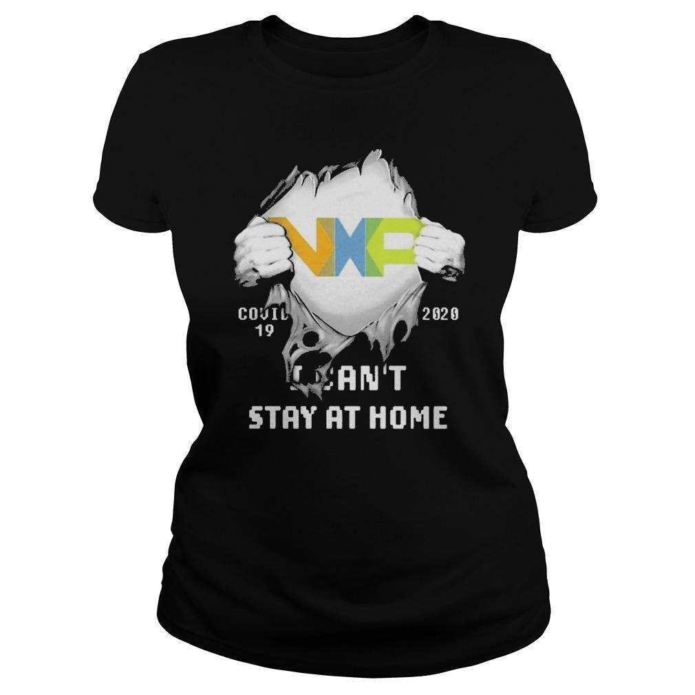 Inside Me Nxp Covid 19 2020 I Can't Stay At Home Longsleeve